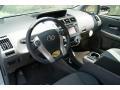 Dark Gray 2012 Toyota Prius v Interiors