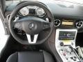 Dashboard of 2012 SLS AMG