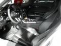 2012 SLS AMG designo Black Interior