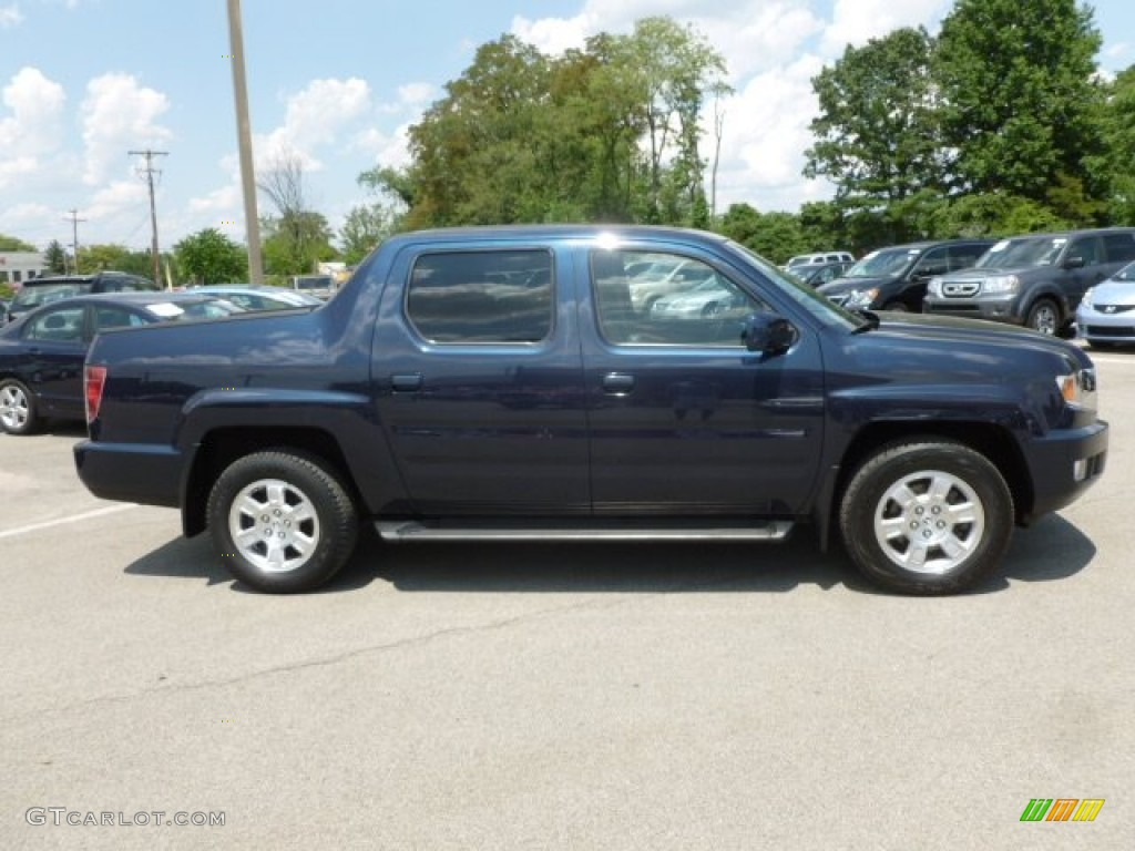 bali blue pearl 2009 honda ridgeline rts exterior photo. Black Bedroom Furniture Sets. Home Design Ideas