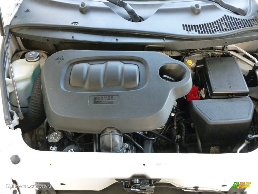 2008 Chevrolet Hhr Ls Panel Engine Photos