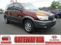 Medium Red 2002 Buick Rendezvous CX AWD