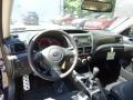 2012 Subaru Impreza STi Limited Carbon Black Interior Dashboard Photo