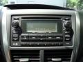 Audio System of 2012 Impreza WRX Limited 5 Door