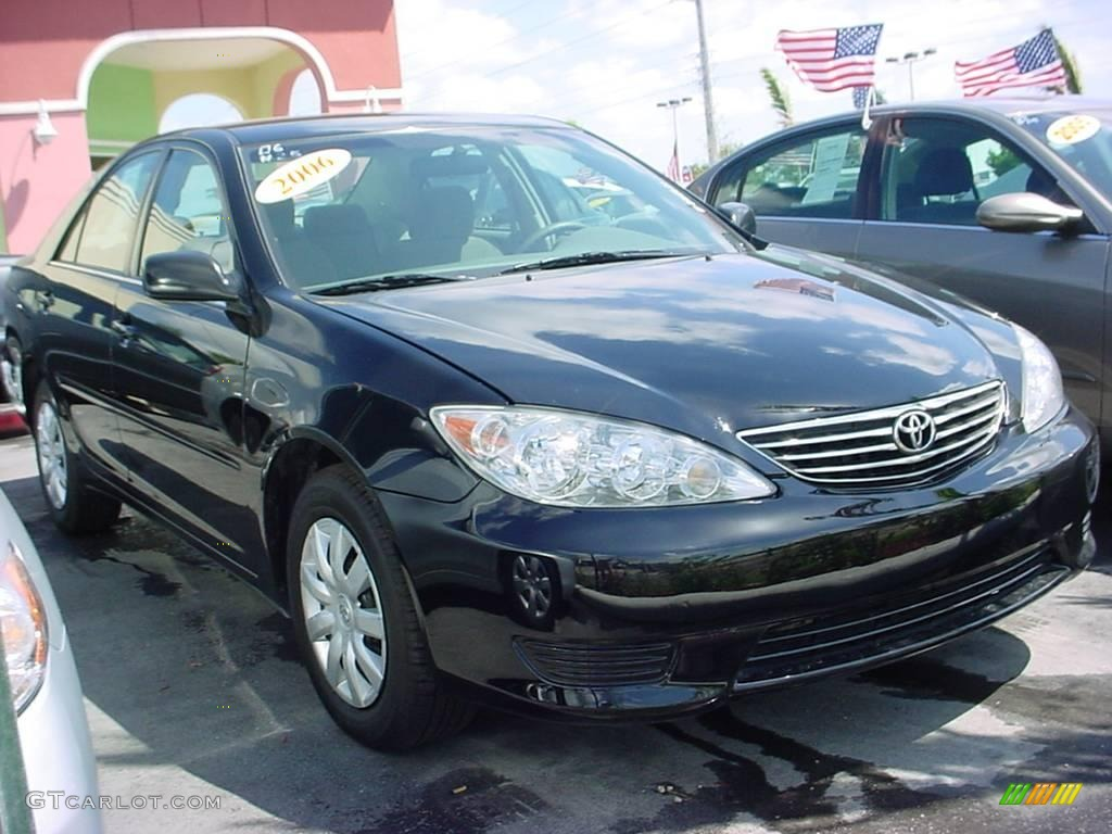 2006 toyota camry black 200 interior and exterior images. Black Bedroom Furniture Sets. Home Design Ideas