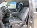 2013 Mocha Steel Metallic Chevrolet Silverado 1500 LT Extended Cab 4x4  photo #8