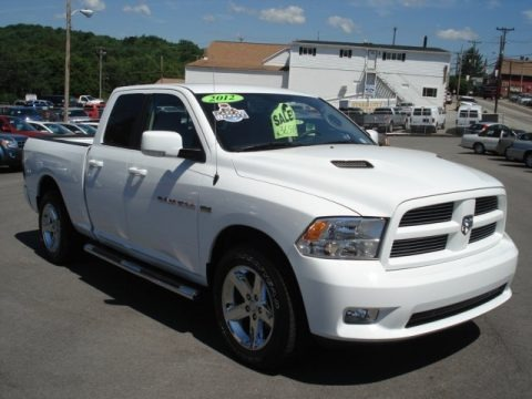 2012 dodge ram 1500 sport quad cab 4x4 data info and specs. Black Bedroom Furniture Sets. Home Design Ideas