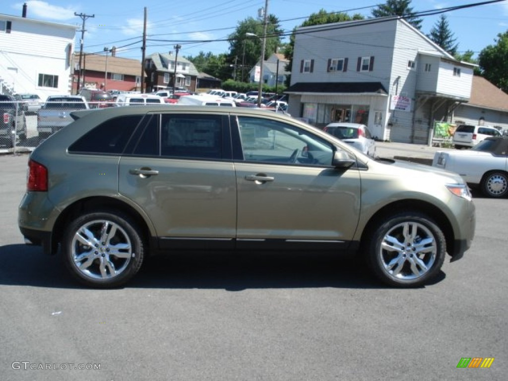 2013 ginger ale metallic ford edge sel awd 67745741 photo 8 car color galleries. Black Bedroom Furniture Sets. Home Design Ideas