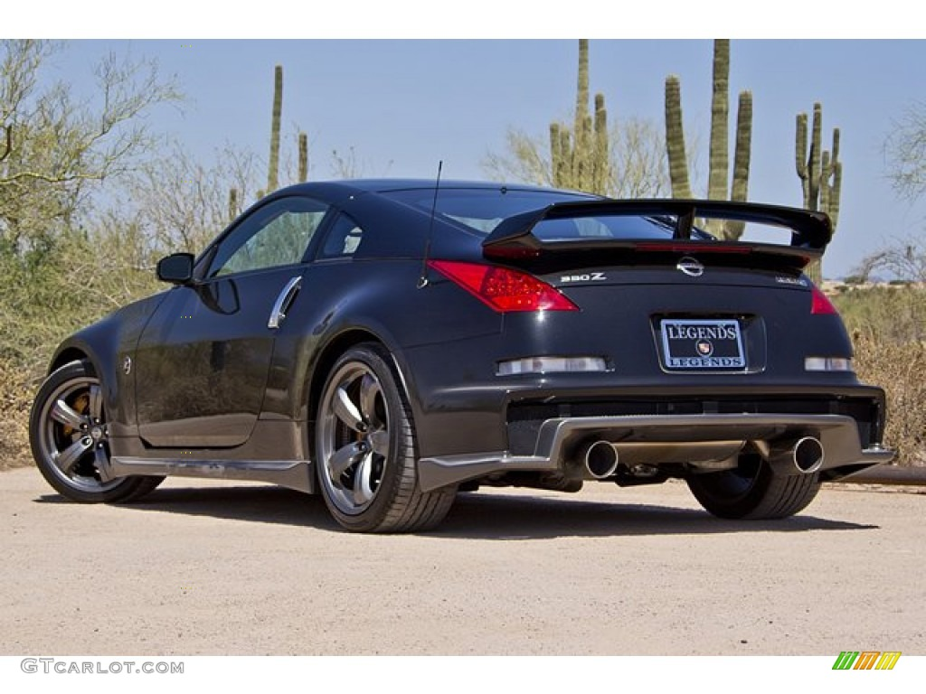 2007 and 2008 nissan 350z nismo specs nissan 2004 2009 autos post