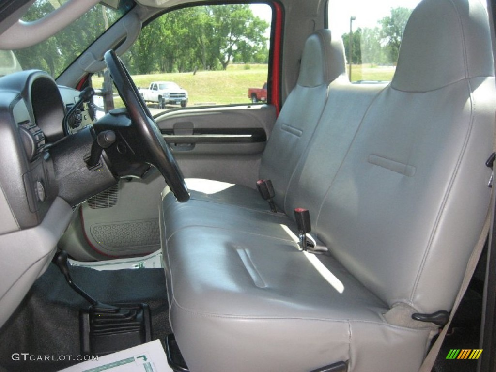 2006 Ford F550 Super Duty Xl Regular Cab 4x4 Chassis Interior Color Photos