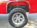 2009 Victory Red Chevrolet Silverado 1500 LTZ Extended Cab 4x4  photo #32