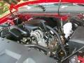 2009 Victory Red Chevrolet Silverado 1500 LTZ Extended Cab 4x4  photo #38