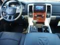 2012 Deep Molten Red Pearl Dodge Ram 1500 Laramie Crew Cab 4x4  photo #5