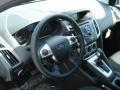 2012 Oxford White Ford Focus SE Sedan  photo #10