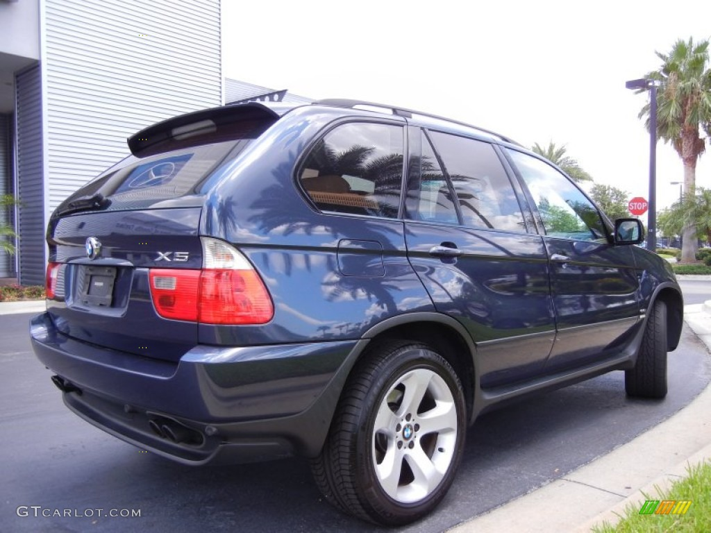 Bmw Exterior: Toledo Blue Metallic 2006 BMW X5 4.4i Exterior Photo