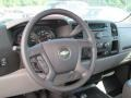2012 Graystone Metallic Chevrolet Silverado 1500 Work Truck Extended Cab 4x4  photo #19