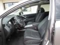 2011 Platinum Graphite Nissan Murano SV AWD  photo #10