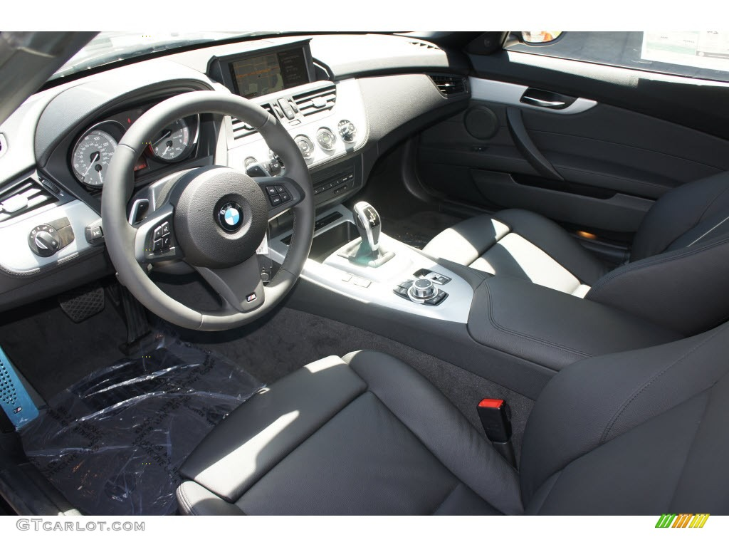 Black Interior 2012 Bmw Z4 Sdrive35is Photo 67803477 Gtcarlot Com