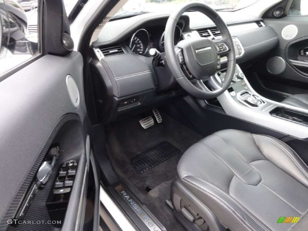 2012 Fuji White Land Rover Range Rover Evoque Dynamic 67744423 Photo 14 Car
