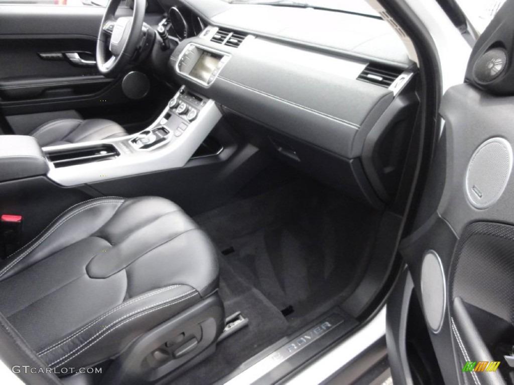 2012 Fuji White Land Rover Range Rover Evoque Dynamic 67744423 Photo 19 Car