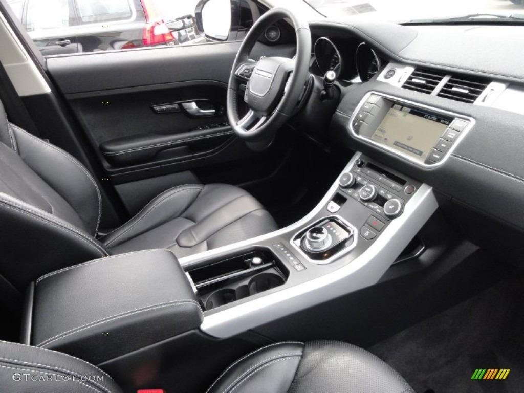 2012 Fuji White Land Rover Range Rover Evoque Dynamic 67744423 Photo 20 Car