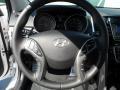 Black Steering Wheel Photo for 2013 Hyundai Elantra #67811137