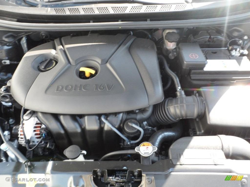 2013 hyundai elantra coupe se 1 8 liter dohc 16 valve d cvvt 4 cylinder engine photo 67811268. Black Bedroom Furniture Sets. Home Design Ideas