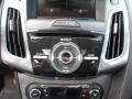 2012 White Platinum Tricoat Metallic Ford Focus Titanium 5-Door  photo #30