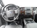 2012 Sterling Grey Metallic Ford F250 Super Duty Lariat Crew Cab 4x4  photo #20