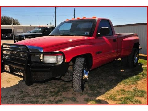 2000 Dodge Ram 3500 ST Regular Cab Dually Data, Info and Specs