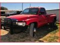 Flame Red - Ram 3500 ST Regular Cab Dually Photo No. 1