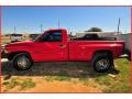 Flame Red - Ram 3500 ST Regular Cab Dually Photo No. 2