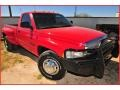 Flame Red - Ram 3500 ST Regular Cab Dually Photo No. 8