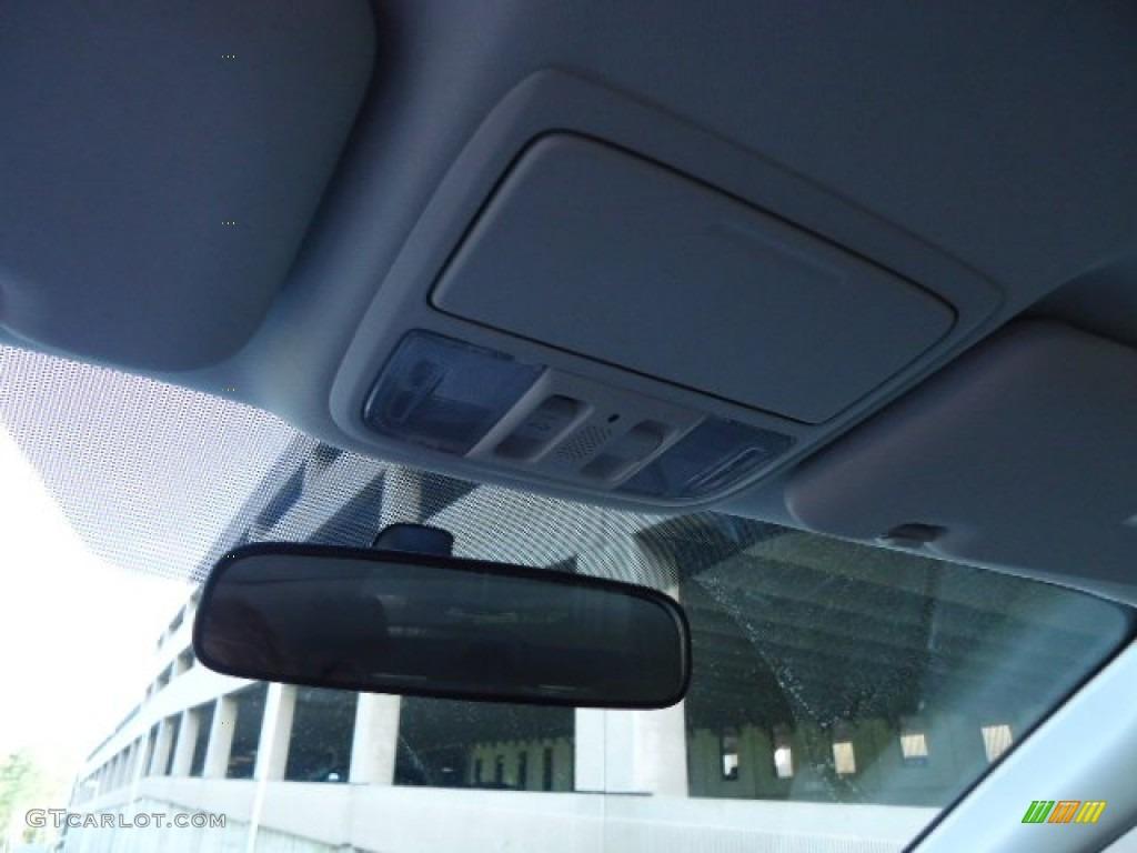 2012 CR-V EX 4WD - Alabaster Silver Metallic / Black photo #31