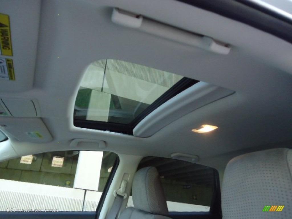 2012 CR-V EX 4WD - Alabaster Silver Metallic / Black photo #34
