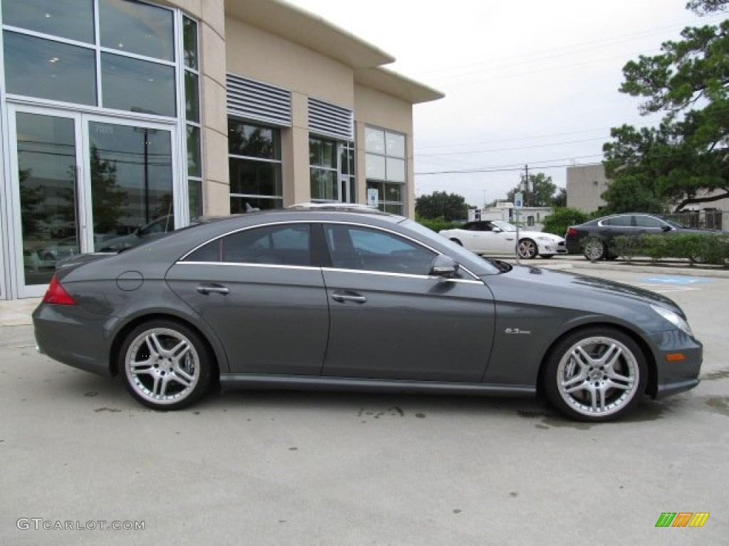 Designo Graphite Metallic 2007 Mercedes Benz Cls 63 Amg Exterior Photo 67826880 Gtcarlot Com