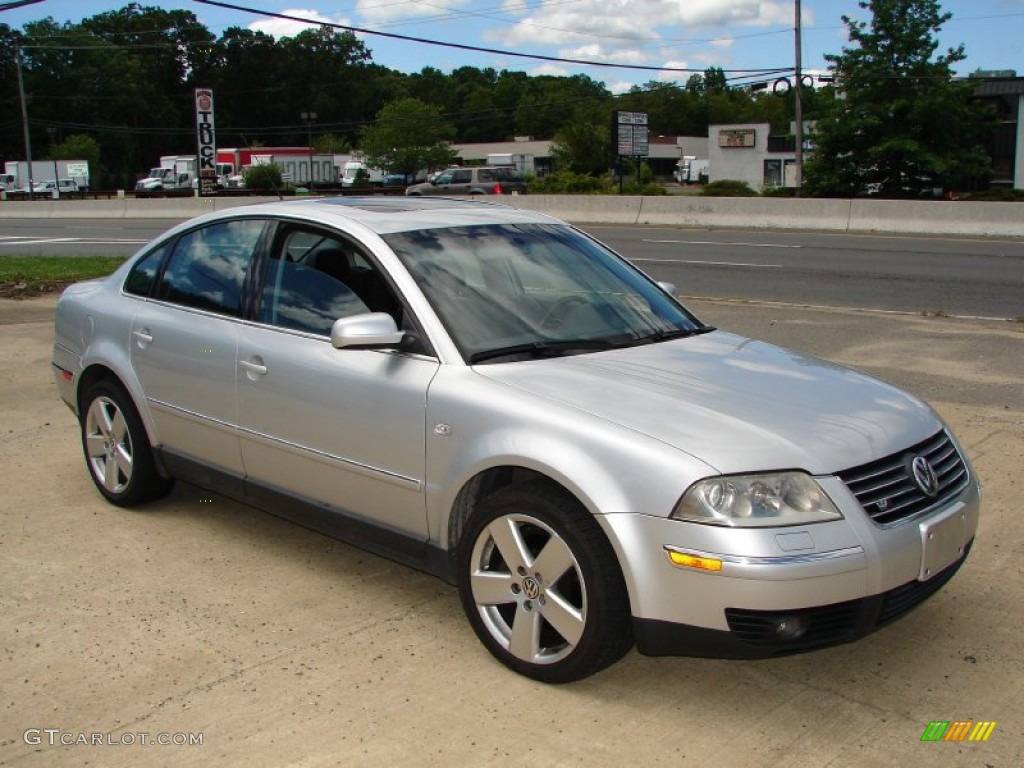 2002 volkswagen passat w8 4motion sedan exterior photos. Black Bedroom Furniture Sets. Home Design Ideas