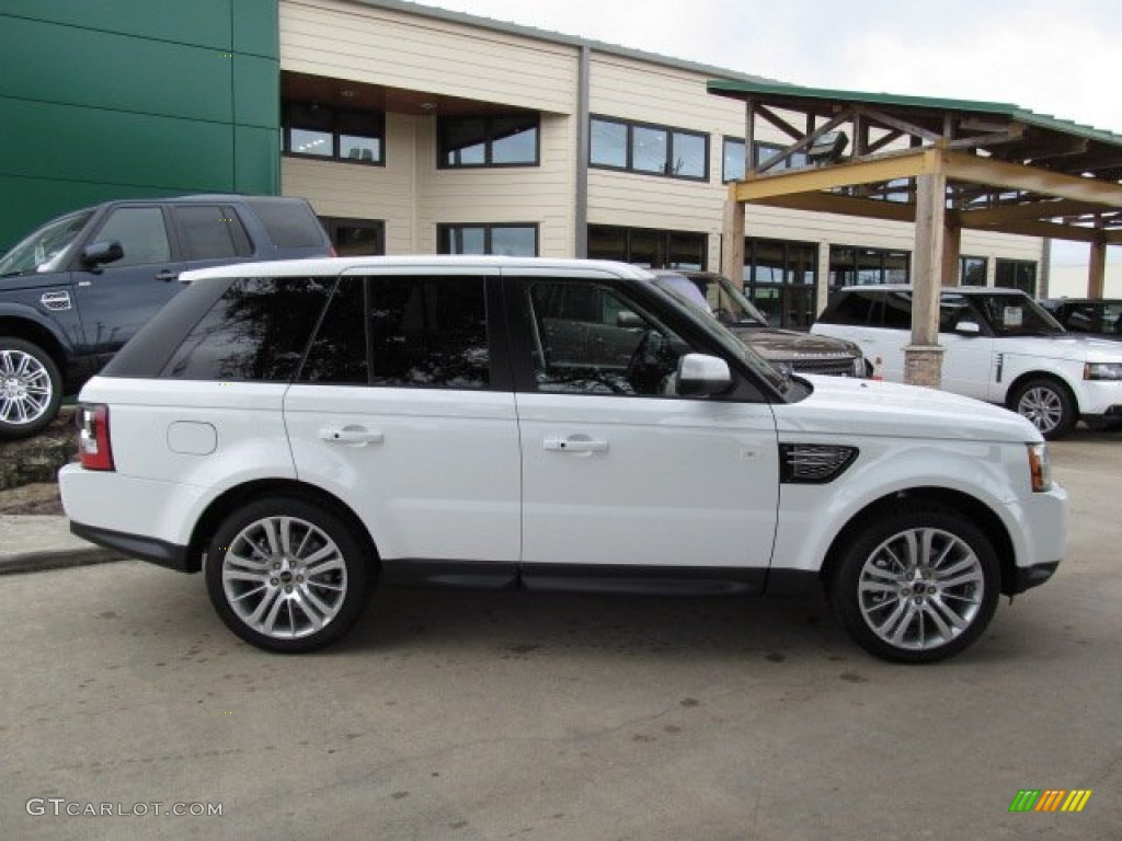 fuji white 2013 land rover range rover sport hse exterior photo 67828829. Black Bedroom Furniture Sets. Home Design Ideas