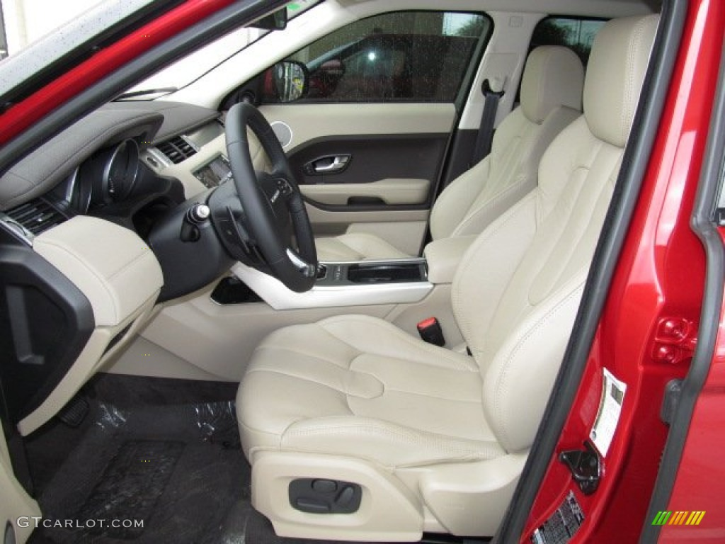 2012 Firenze Red Metallic Land Rover Range Rover Evoque Pure 67745479 Photo 2