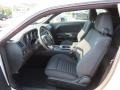 Dark Slate Gray Interior Photo for 2012 Dodge Challenger #67834505