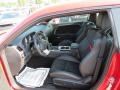 Dark Slate Gray Interior Photo for 2012 Dodge Challenger #67834673