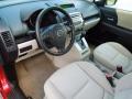 Sand 2010 Mazda MAZDA5 Interiors