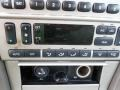 2004 Lincoln LS Dark Stone/Medium Light Stone Interior Controls Photo