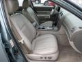 2004 Lincoln LS Dark Stone/Medium Light Stone Interior Interior Photo