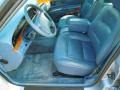 1996 Eighty-Eight LS Blue Interior