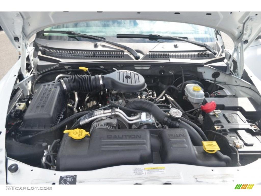 2002 Dodge Durango Sxt 5 9 Liter Ohv 16 Valve V8 Engine