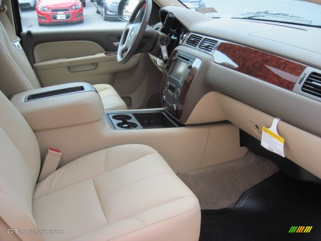 2013 Chevrolet Suburban Lt 4x4 Interior Photo 67850883