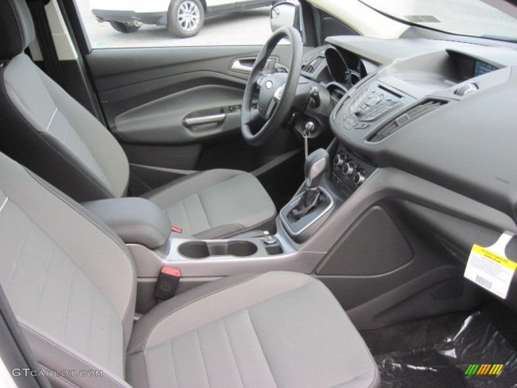 Ford Escape 2013 White Platinum