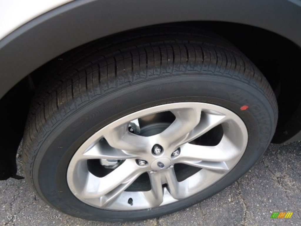 2013 Ford Explorer Limited 4WD Wheel Photo #67854588