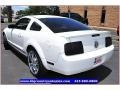 2007 Performance White Ford Mustang V6 Premium Coupe  photo #3